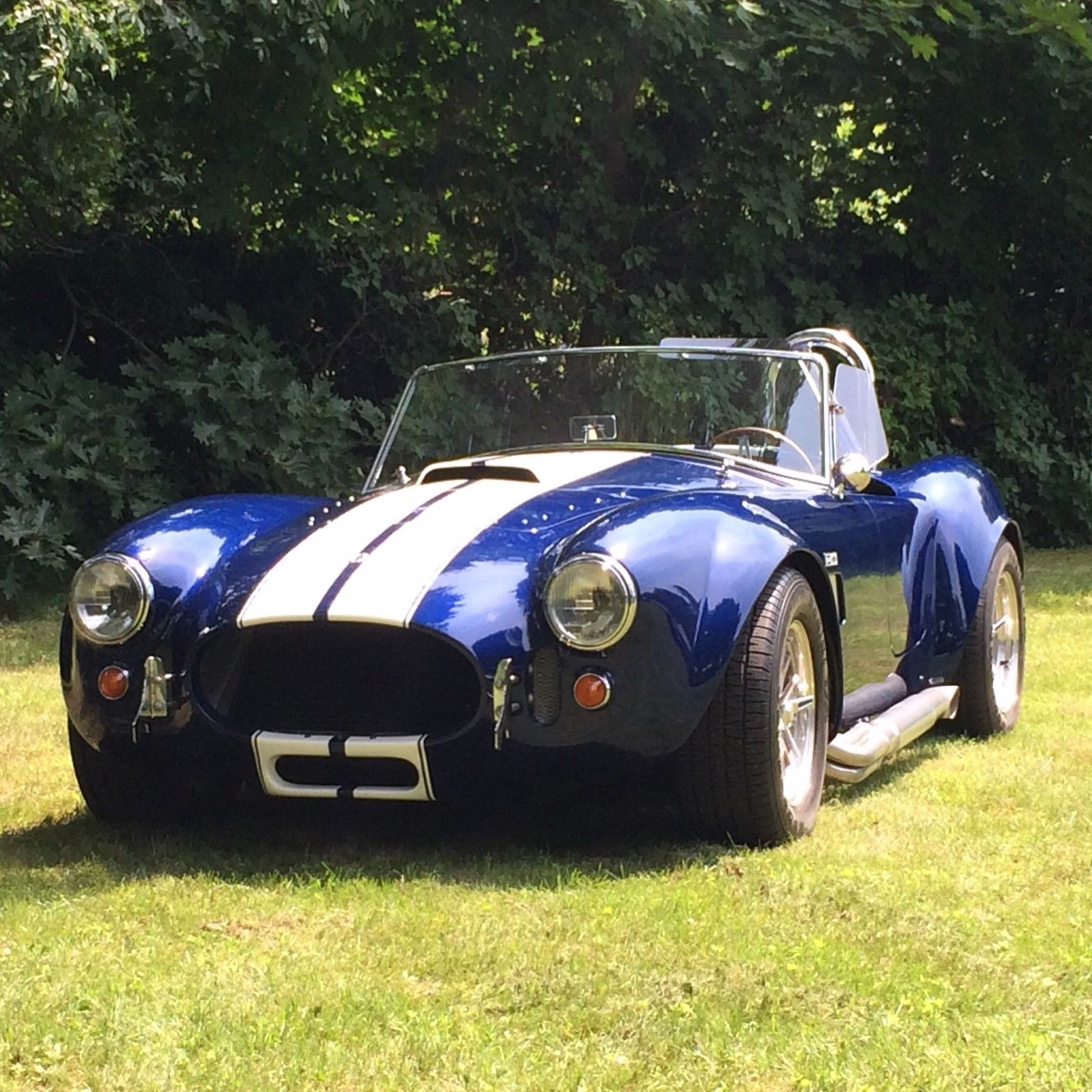 New Parts 1965 Factory Five Cobra Replica For Sale