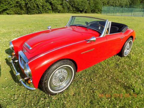 Perfect Condition 1991 Austin Healey 3000 MK III Replica for sale