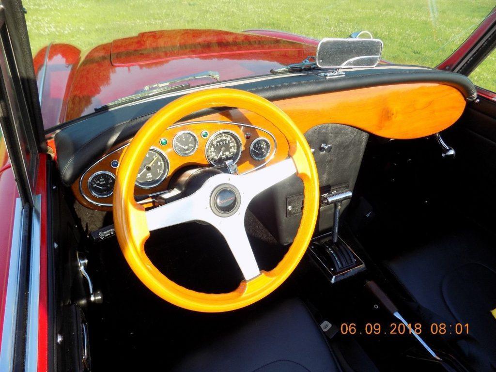 Perfect Condition 1991 Austin Healey 3000 MK III Replica