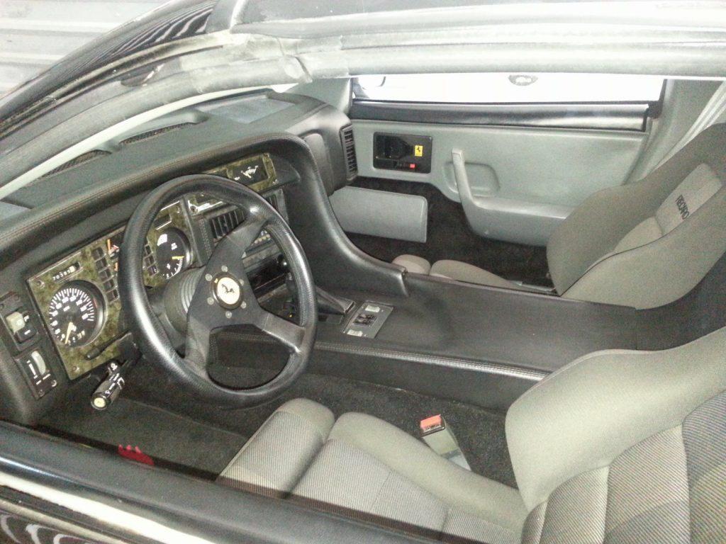 rare 1988 Pontiac MERA Replica
