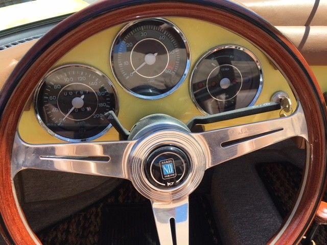 serviced 1957 Porsche Speedster Replica