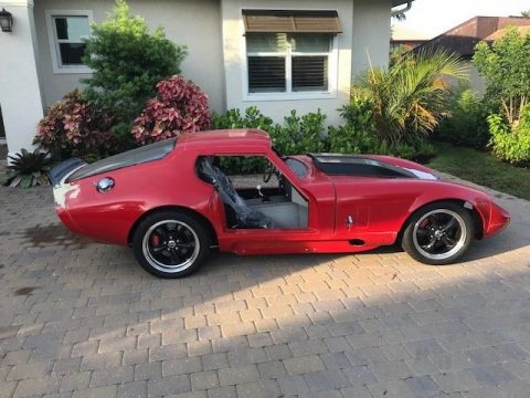 some upgrades 1965 Shelby Daytona Coupe Replica for sale