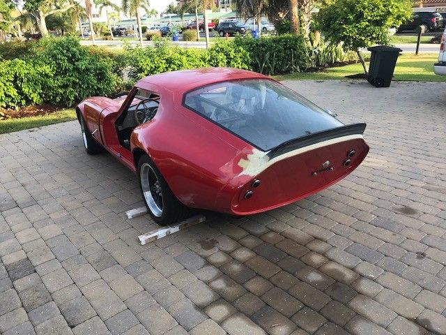 some upgrades 1965 Shelby Daytona Coupe Replica