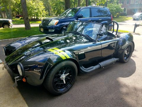 badass 1965 AC Cobra Replica for sale