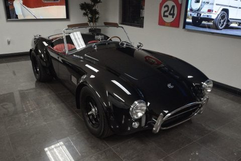 badass 1965 Shelby Mkiii Cobra Replica for sale