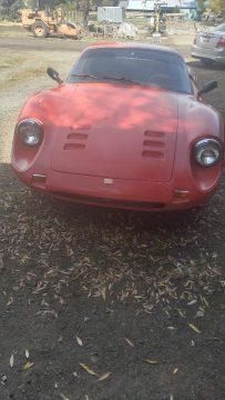 barn find 1972 Ferrari Dino 246 GT Replica for sale