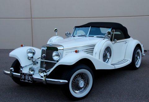 classic 1934 Mercedes Benz 500K Replica for sale