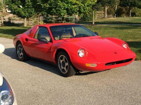 few modifications 1984 Ferrari Dino Replica for sale