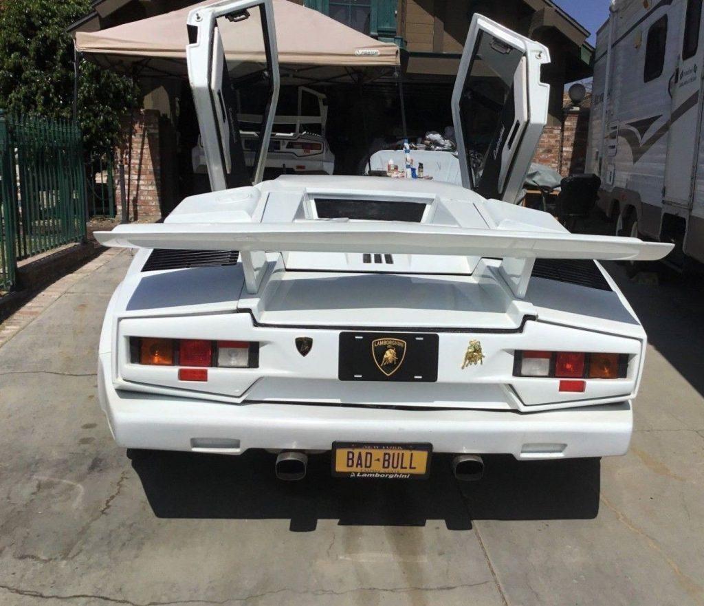 Needs Detailing 1984 Lamborghini Countach Replica For Sale