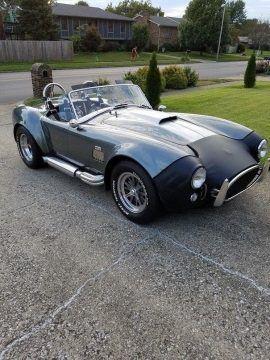well built 1965 Cobra SC 427 Diamond Anniversary Edition Replica for sale