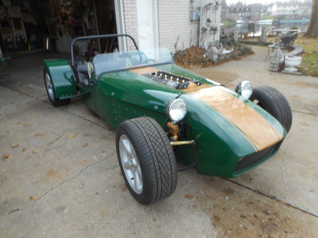 1969 Lotus Caterham 7 xj Replica