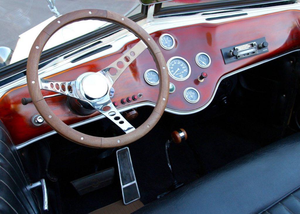 classic 1932 Rolls Royce Cabriolet Baron Imperial Replica