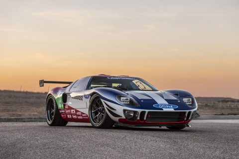 legendary 1966 Ford GT 40 Replica for sale