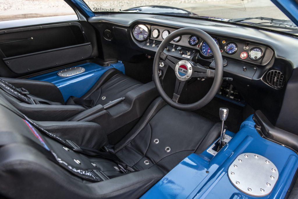 legendary 1966 Ford GT 40 Replica