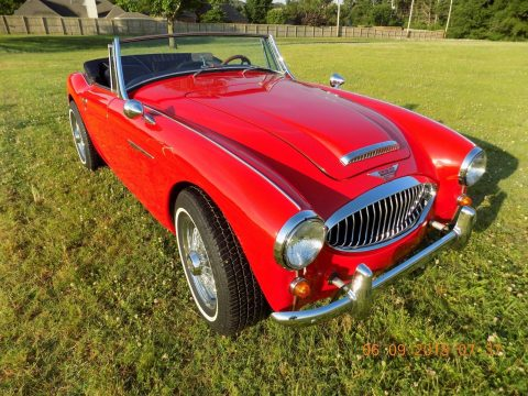 perfect shape 1991 Austin Healey 3000 MK III Replica for sale
