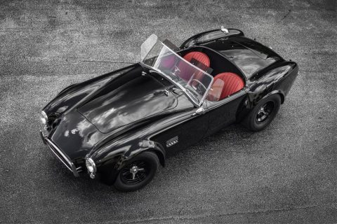 very nice 1965 AC Mkiii Cobra Replica for sale