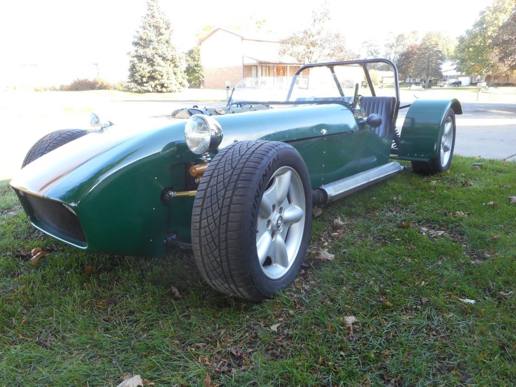 excellent 1980 Jaguar Replica