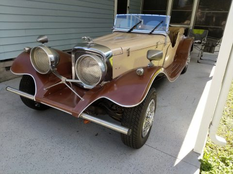 very nice 1937 Jaguar SS100 Replica for sale