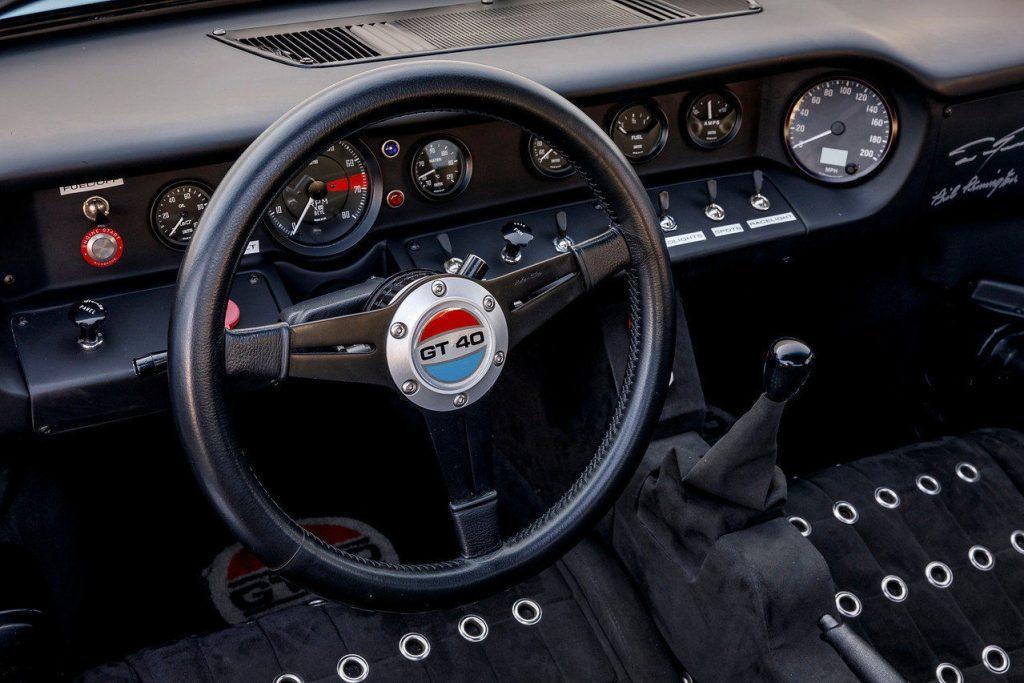 very nice 1966 Ford GT40 Replica
