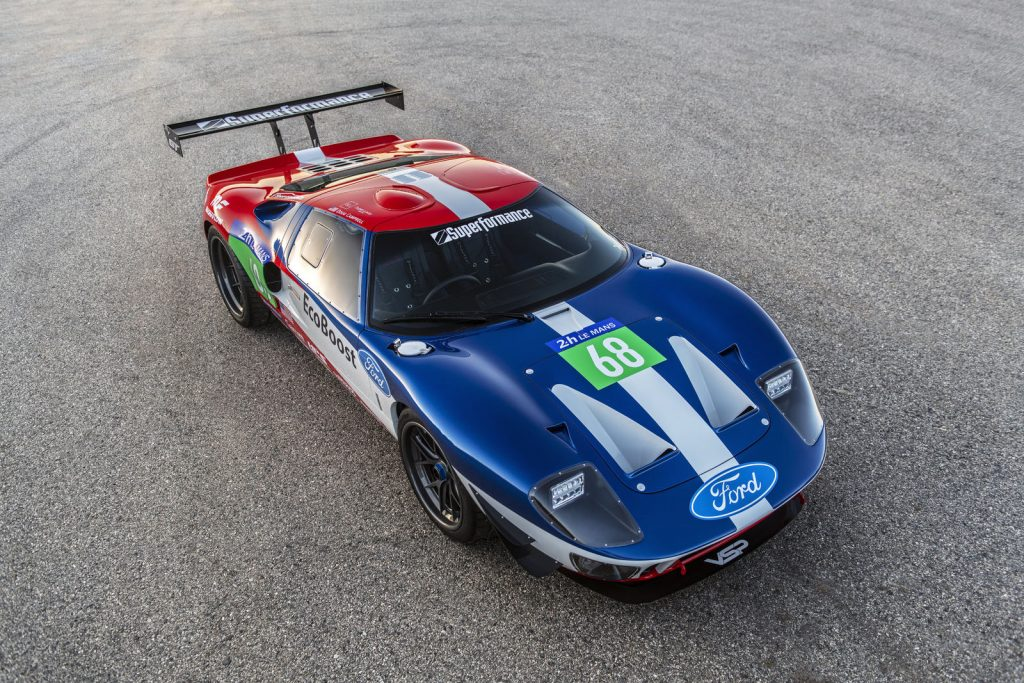 awesome 1966 Ford GT40 Replica