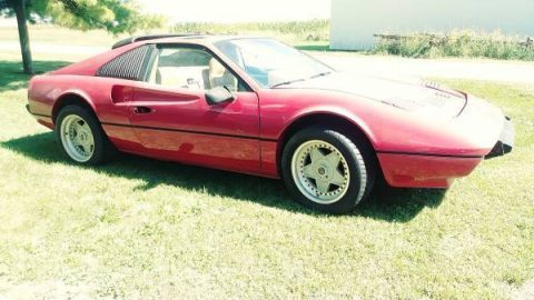 needs work 1986 Ferrari 308 Replica for sale