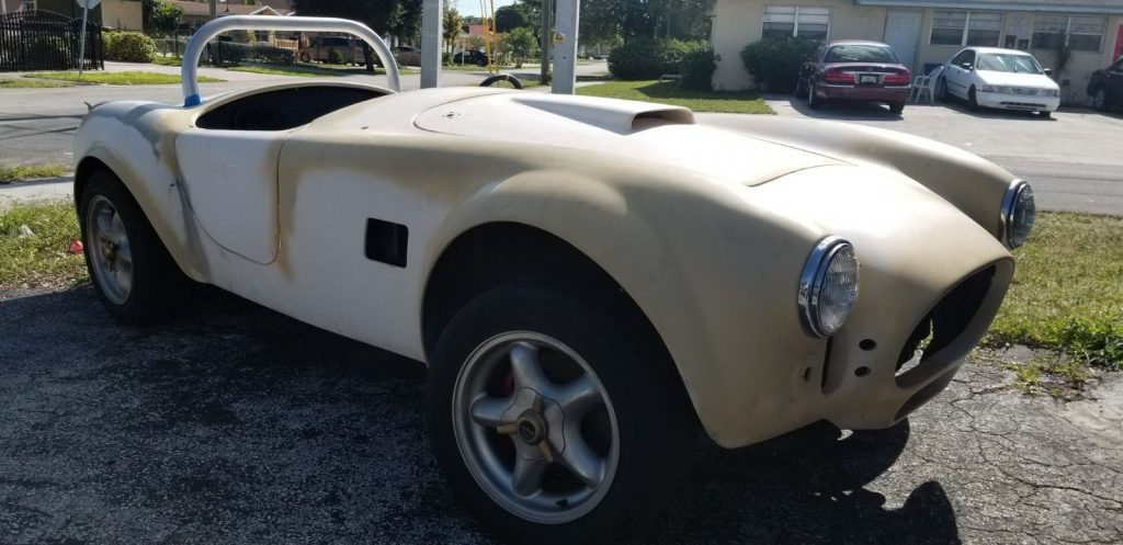 project 1967 Shelby Cobra Replica