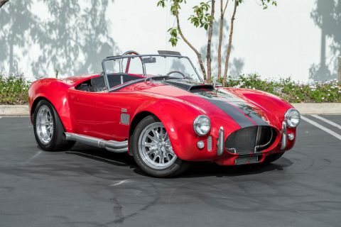 sharp 1965 Shelby Cobra MKIII Replica for sale