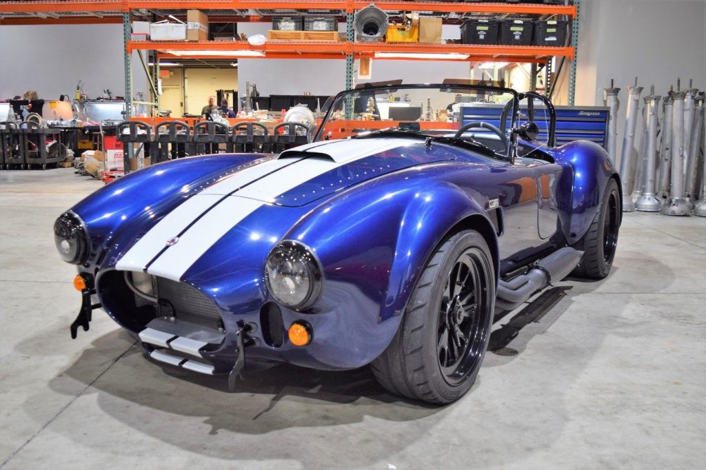 upgraded 2017 Shelby Cobra 1965 Replica