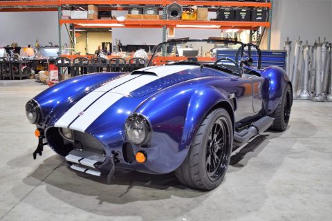 upgraded 2017 Shelby Cobra 1965 Replica for sale