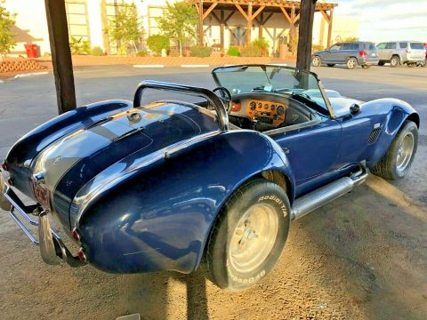 big block 1967 Shelby Cobra Replica for sale