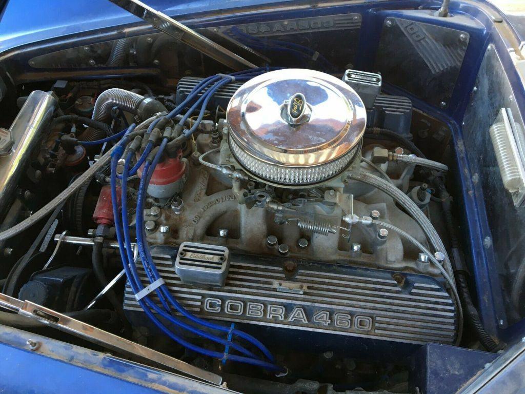 big block 1967 Shelby Cobra Replica