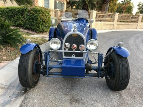 gorgeous 1927 Bugatti R35 Replica for sale