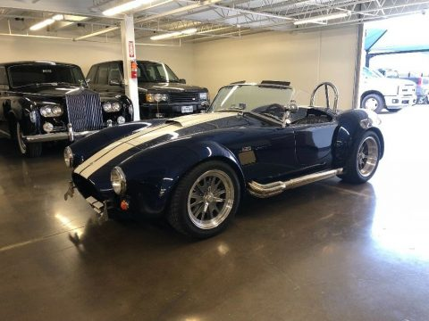 low miles 1965 Shelby Cobra Replica for sale