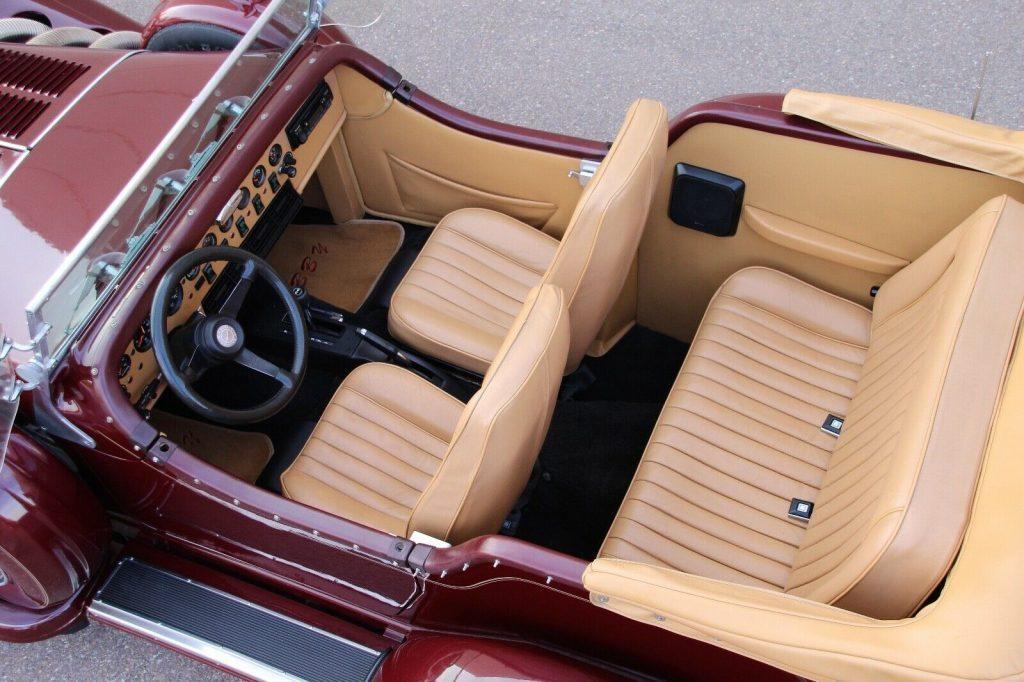 neoclassic 1979 Excalibur Phaeton Series III Replica