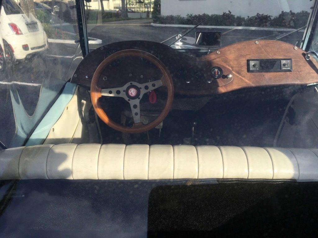 new parts 1952 MG TD Replica