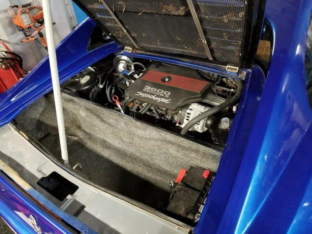 new parts 1984 Ferrari 355 Replica