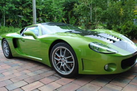 sharp 2011 Factory Five GTM Replica for sale