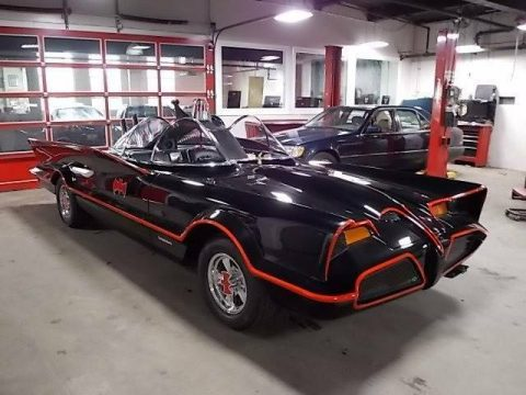 movie star 1966 Batmobile Replica for sale