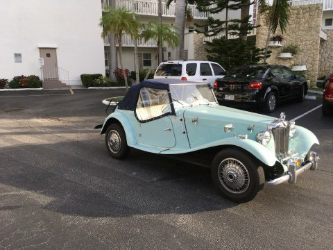 new parts 1952 MG TD Replica for sale