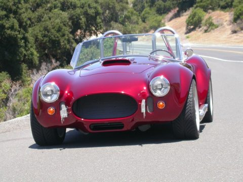 sharp 1965 Shelby Cobra Replica for sale