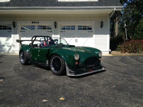 stroked engine 1965 Shelby Cobra Racing 427 replica for sale
