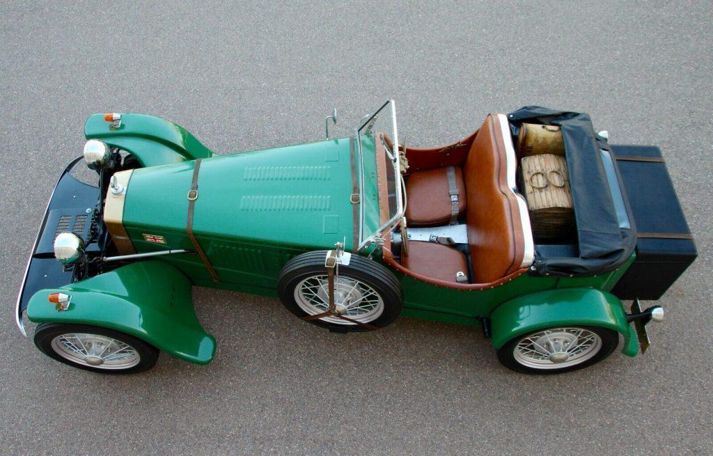 ultra rare 1935 Frazer Nash replica