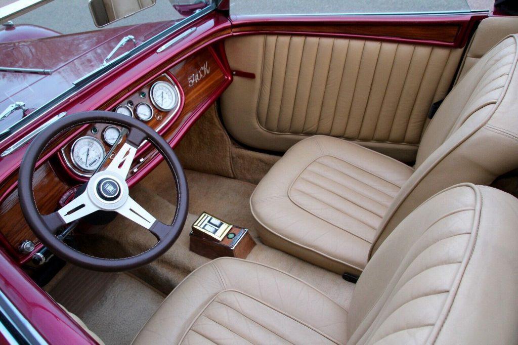 beautiful 1936 Mercedes Benz 540K Replica