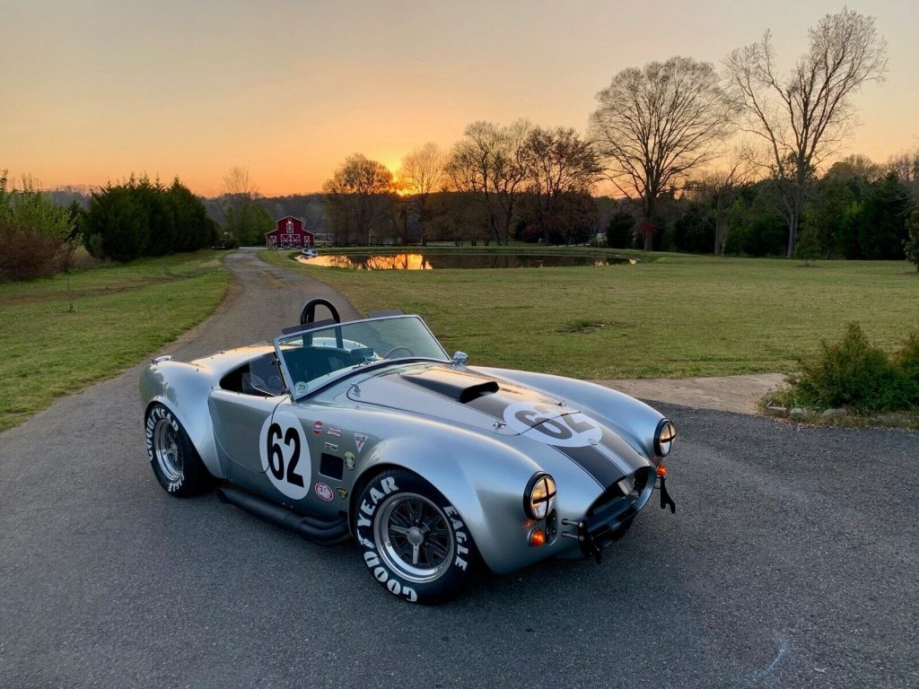 minor blemishes 1965 Shelby Cobra Factory Five MK1 Replica