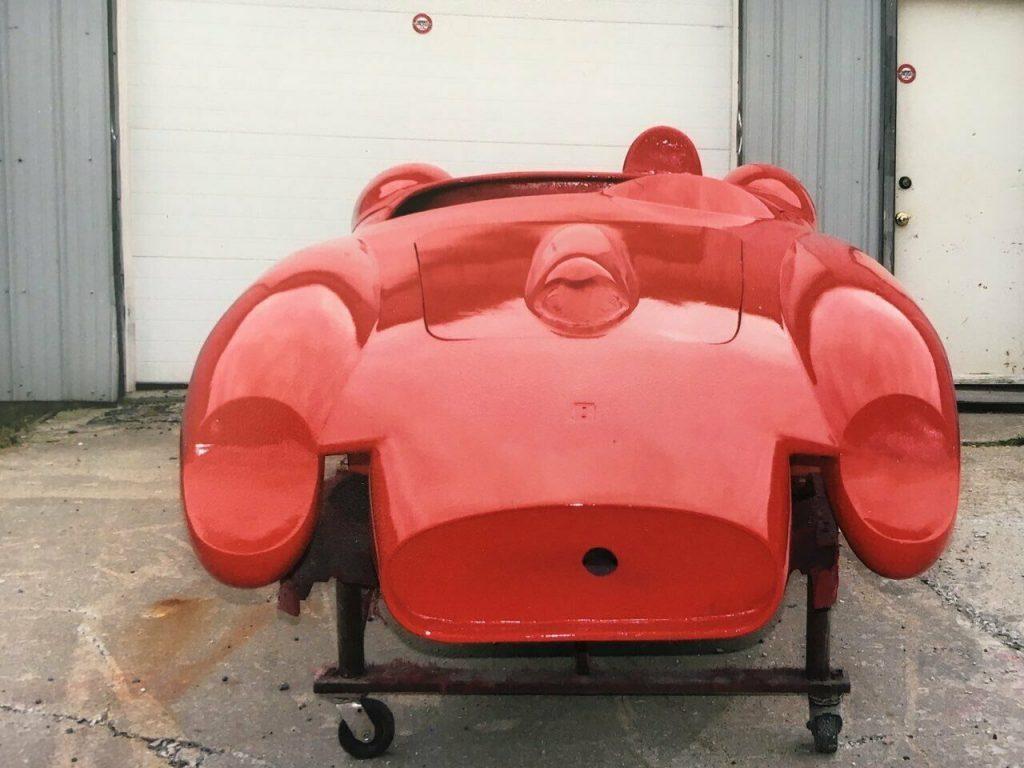 project 1957 Ferrari 250 Testa Rossa Replica