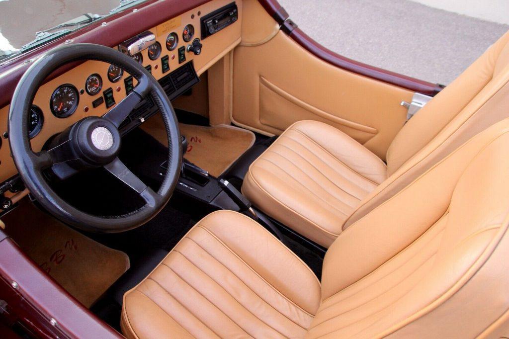 very nice 1979 Mercedes Benz SSK 540K Replica