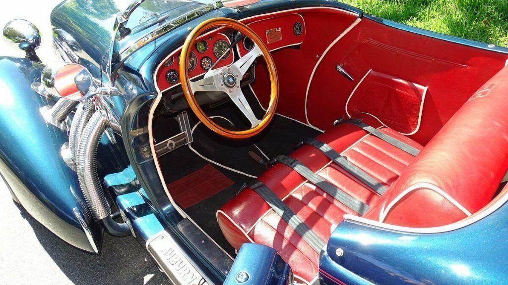 very nice 1980 Auburn Replica