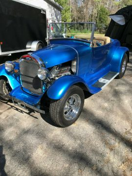 hot rod 1929 Ford Model A replica for sale