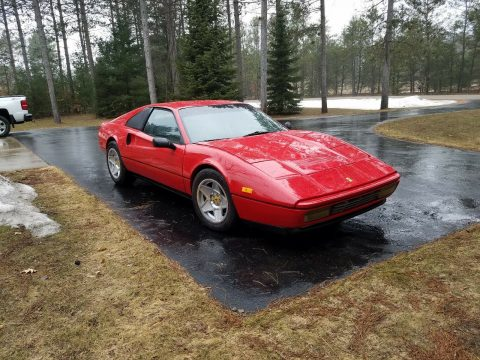 new paint 1985 Ferrari 328 GTB Replica for sale