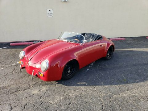 nice 1957 Porsche Speedster replica for sale